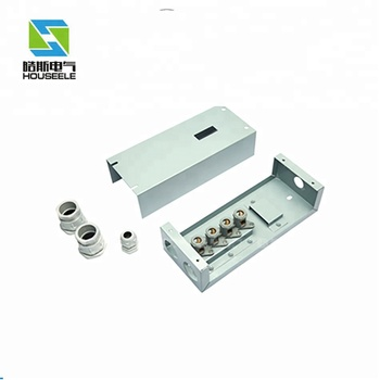 50mm Cable Street Lighting Pole Metal Fuse Box Cabinet - Buy Metal