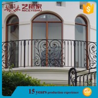 Balcony Grill Designs/outdoor Wrought Iron Railings/iron