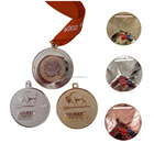 No Minimum Order Quantity Custom Sport Medal