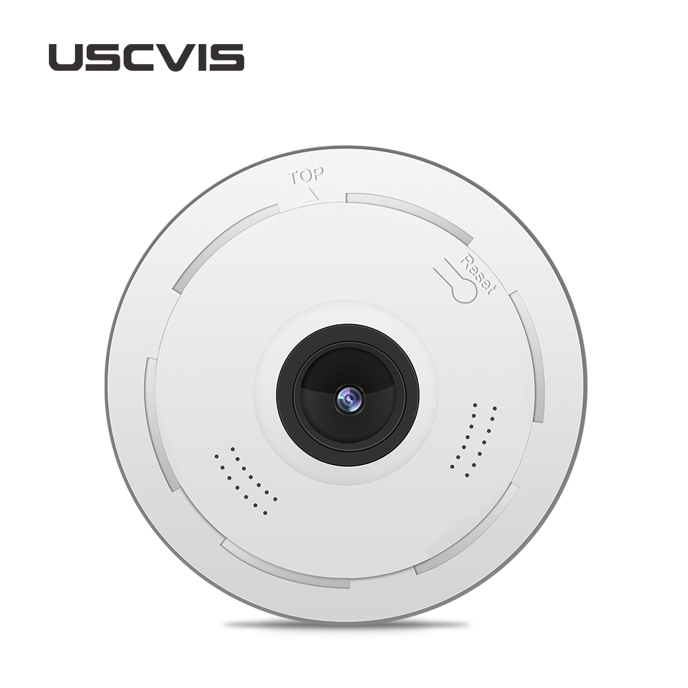 Camera De Surveillance Exterieur Wifi Aliexpress Usc Hd 1080p Wireless P2p Ip Video Surveillance Home Security Mini Ip Wifi Fisheye Camera Buy Ip Camera Panoramic Ip Camera Fisheye Ip Camera 360