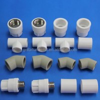 Water Supply Ppr Pipe Fittings - Buy Ppr Pipe Fitting,Pipe ...
