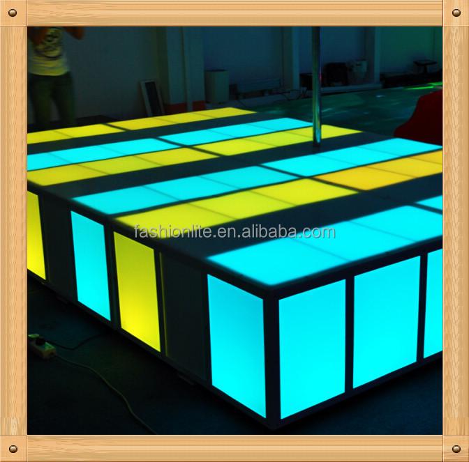 Led Dance Floor Panels Led Stage Lights Dmx Dance Floor