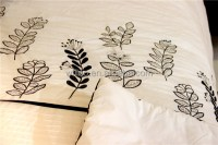Hand Embroidery Bed Sheets Designs/patchwork Bed Sheet ...