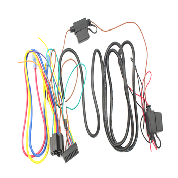 Customized 3 Pin Connector Electrical Safety Wiring Harness - Buy