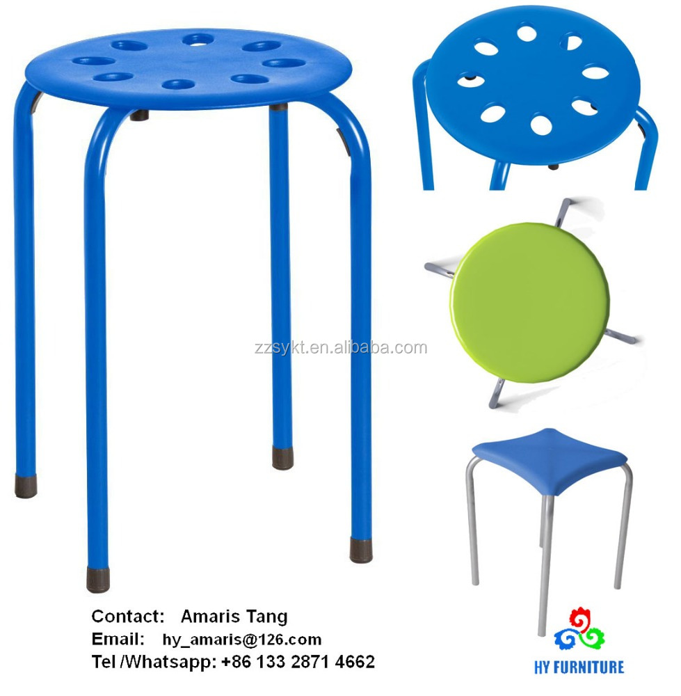 Cheap Stools Cheap Colorful Small Plastic Stacking Stools With Metal Legs Wholesale Buy Small Stacking Stools Stacking Stools With Metal Legs Cheap Stools