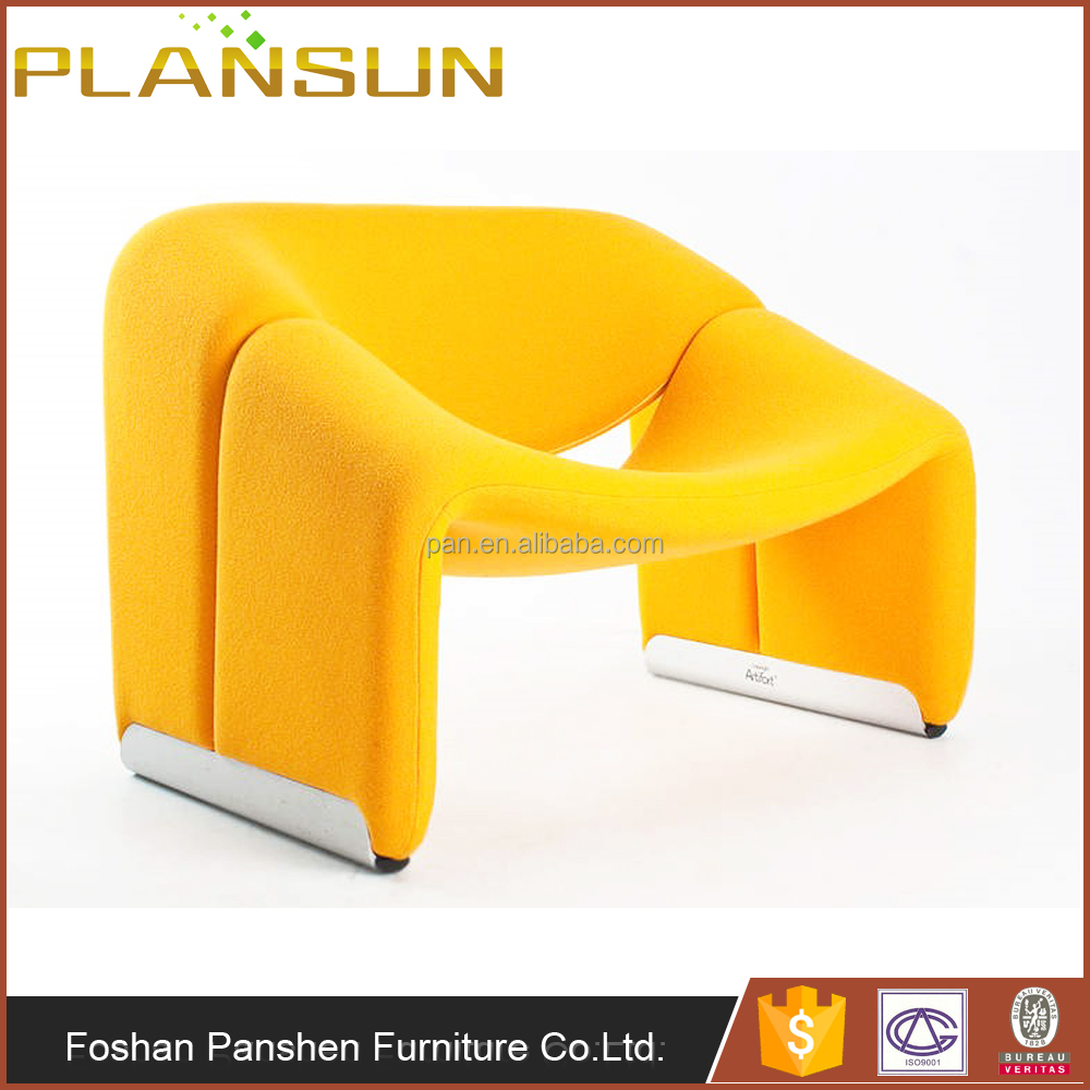 Paulin Fauteuil Replica Modern Fauteuil Organic Design Pierre Paulin F598 Groovy M Lounge Chair Buy F598 M Chair Groovy Lounge Chair Pierre Paulin Chair Product On