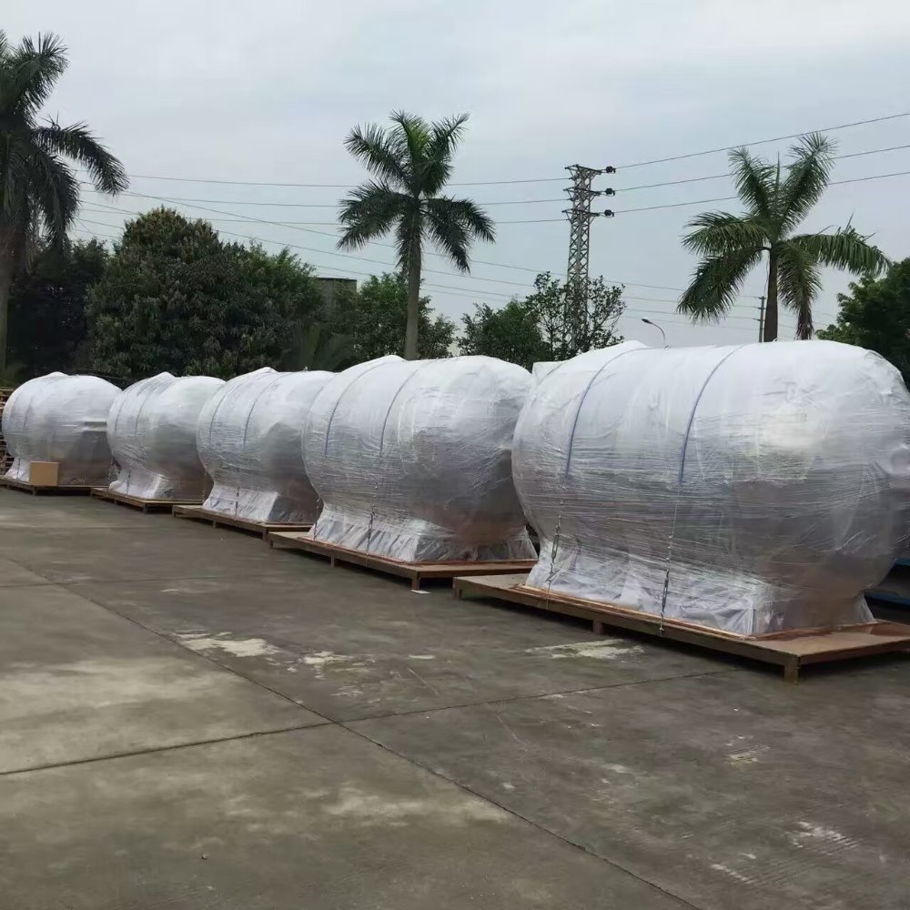 Filteranlage Pool 50m3 Horizontal Commercial Sand Filter For Commercial Pool And Industrial Projects Buy Horizontal Commercial Sand Filter Horizontal Sand