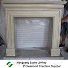 The best quality micro marble fireplace surround