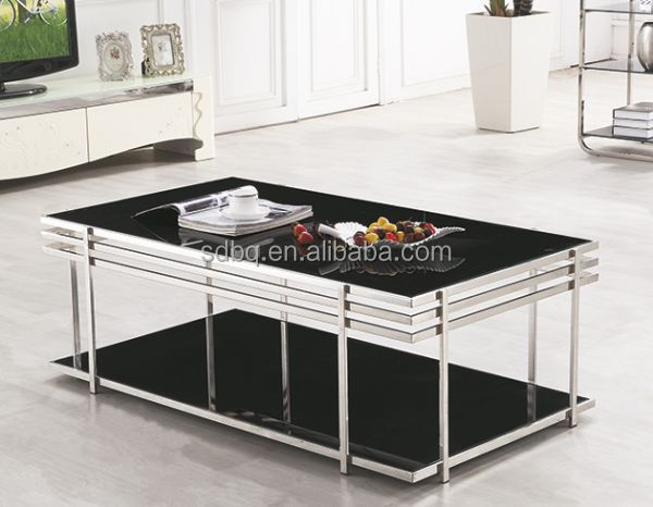 Living Room Furniture Centre Glass Table, Living Room Furniture - glass living room furniture
