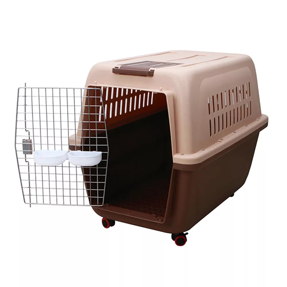 Pet Carrier On Sale Rolling Dog Car Carrier Toy Travel Pet Carrier Plastic Dog Travel Crates For Sale Buy Dog Luggage Carrier Xxl Dog Travel Crate Dog Kennels And