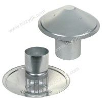 Waterproof Vent Pipe Cap/galvanized Steel Cowl Vents/roof ...