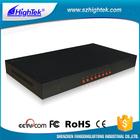 350MHz 1080P@60Hz VGA 8 port kvm switch box