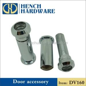 Brass Material 160 Degree Peephole Digital Door Eye Viewer Camera