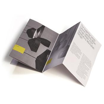 Unique Brochure Printing Pamphlet Paper Printing Accordion Fold - accordion fold brochure