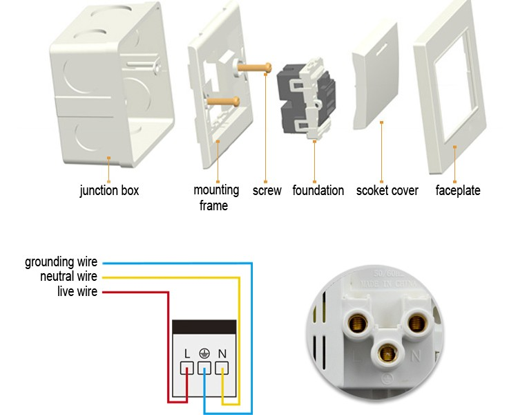 How To Wire A Double Plug Socket South Africa - Somurich