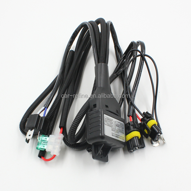 audi headlight wiring harness_Yuanwenjun