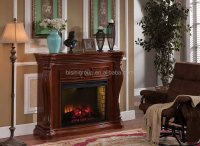 Luxury Decorative Marble Top Electric Fireplaces Wholesale