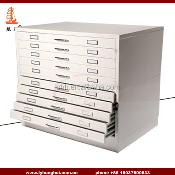 A1 Archives 10 Drawers File Cabinet Uk Standard Fully Assembled