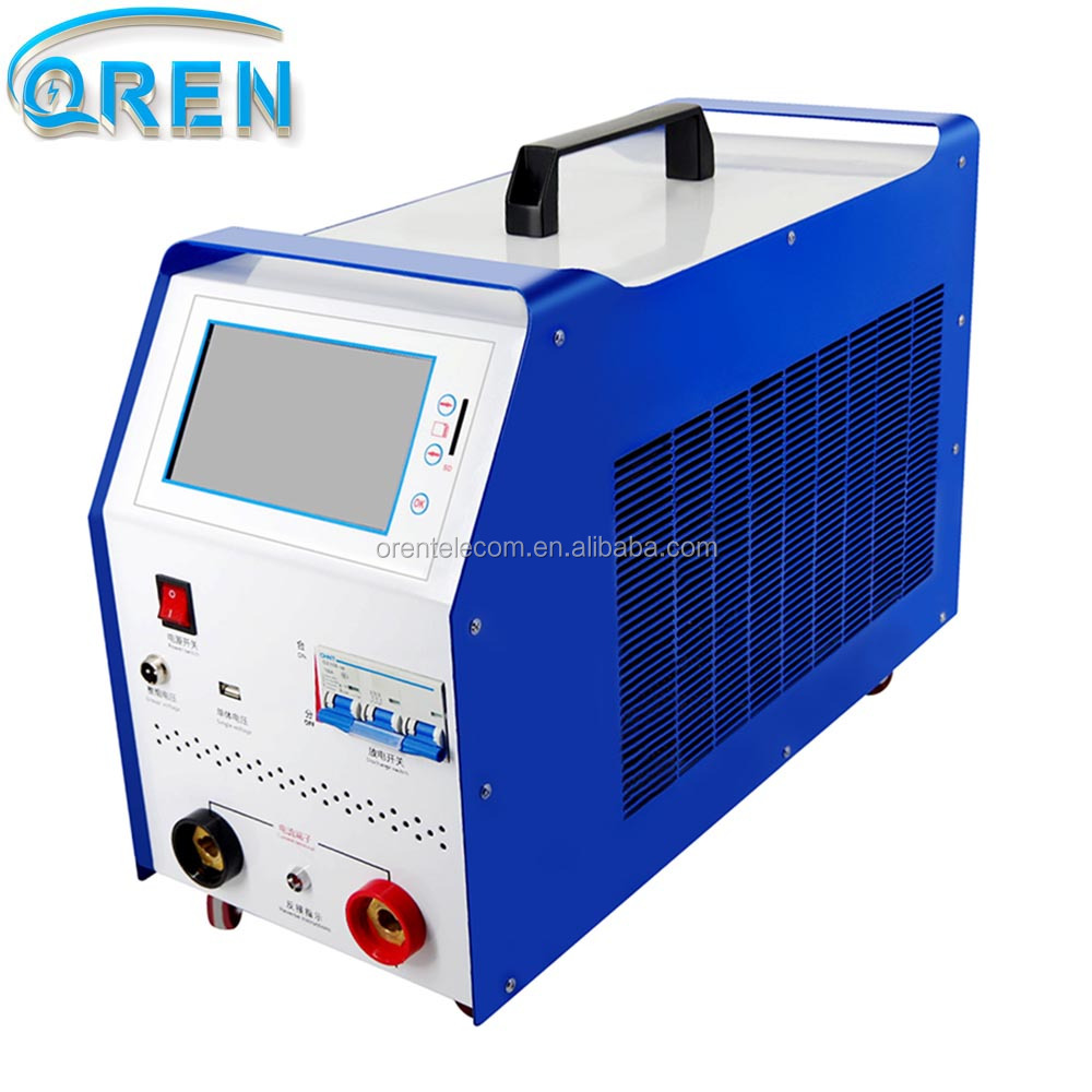 Diy Resistive Load Bank Portable 220v 60a Dc Battery Load Bank