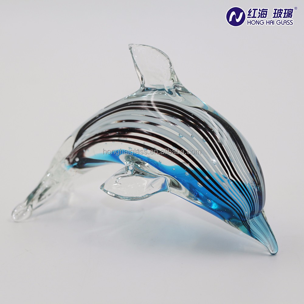 Gallery of glass animal ornaments