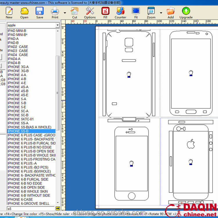 cell phone skin templates