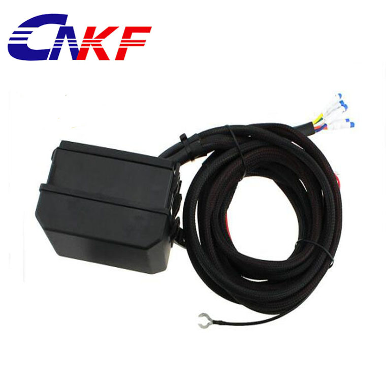 Cnkf March Expo 6 Holder 5 Road Compartment Insurance 30a 12v