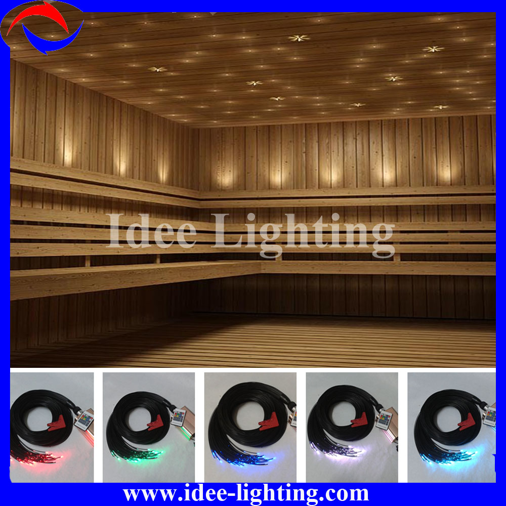 Sauna Led Rgb Color Changing Led Fiber Optic Sauna Light For Star Ceiling Buy Led Fiber Optic Sauna Light Led Waterproof Sauna Light Sauna Led Light Product