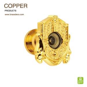 New design copper door viewer CE918