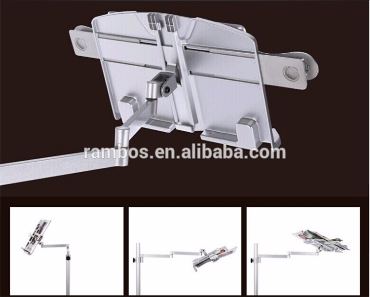 360 Degree Rotating Flexible Reading Stand Tablet Arm