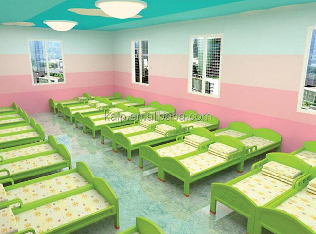 Kindergarten Custom Toddler Beds Cot Bed Size Bedroom Bed