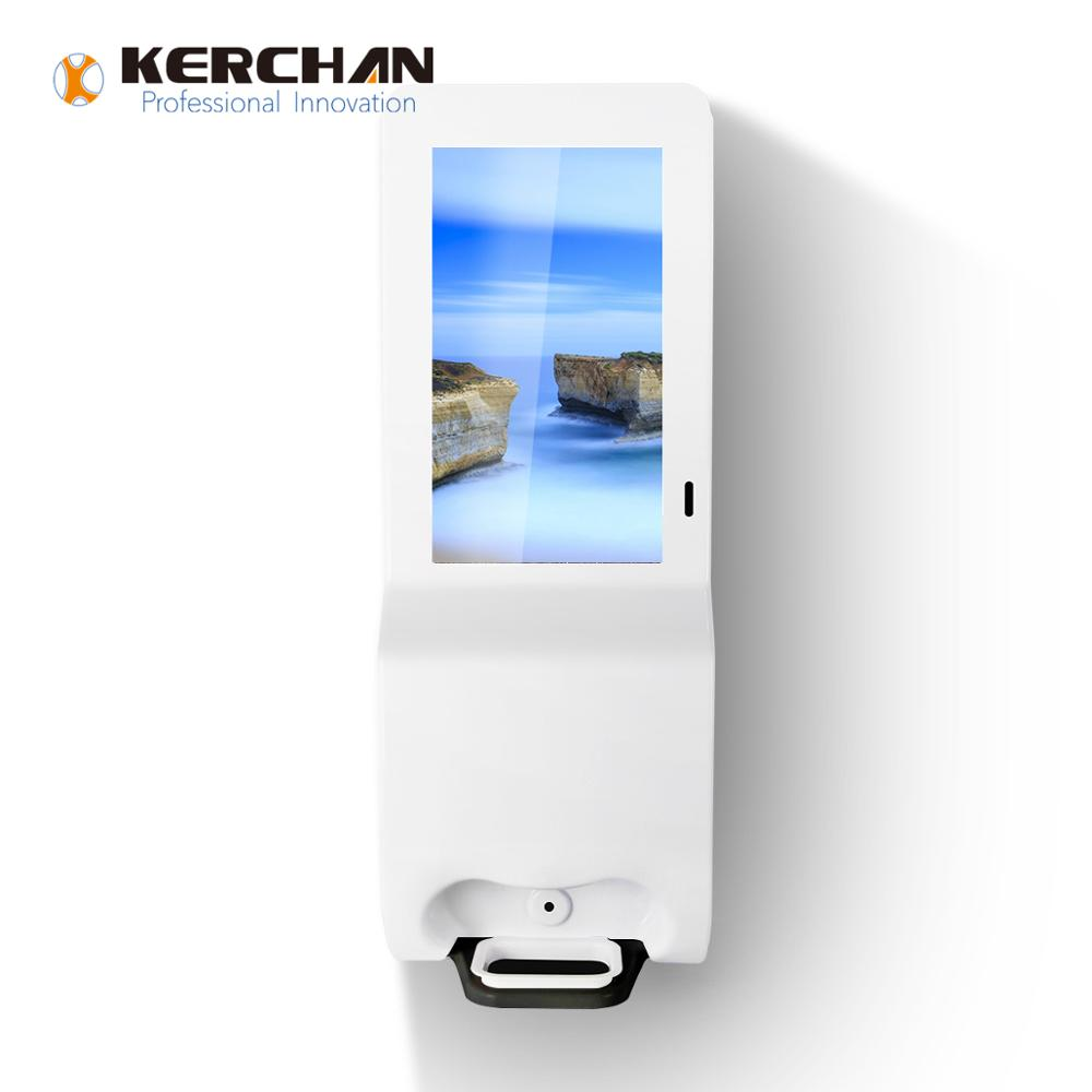 Unique Hand Soap Dispenser With Patent Unique Android Touch Screen Hospital Automatic Hand Sanitizer Soap Dispenser From Shenzhen Wholesale Manufactory Buy High Quality