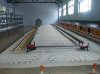 Plastic Poultry Slat Floor For Chickens - Buy Poultry ...