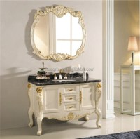 Bathroom Cabinet Configuration Desk Vanity Cabinet Combo ...