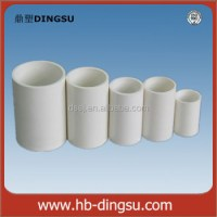 40mm Pvc Pipe Fittings Pipe Straight Coupling Joint - Buy ...