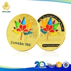 Anniversary Geocaching coin with Transparent color