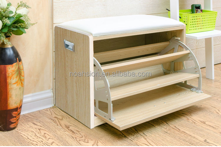 Sky New Design China Factory Price Wooden Shoe Cabinet