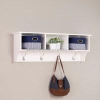 Small White Decorative Shelf | Billingsblessingbags.org