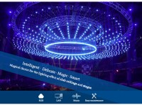 Stage Ceiling Hanging Led Dmx Disco Light Dj Lights Club ...