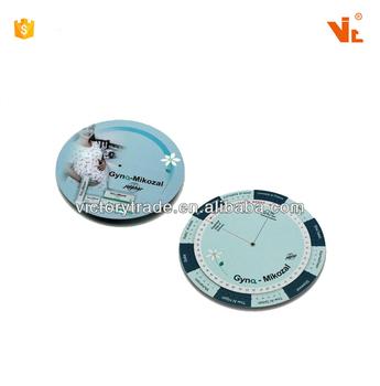 V-t048 Medical Date Pregnancy Ruler Calculator Wheels - Buy