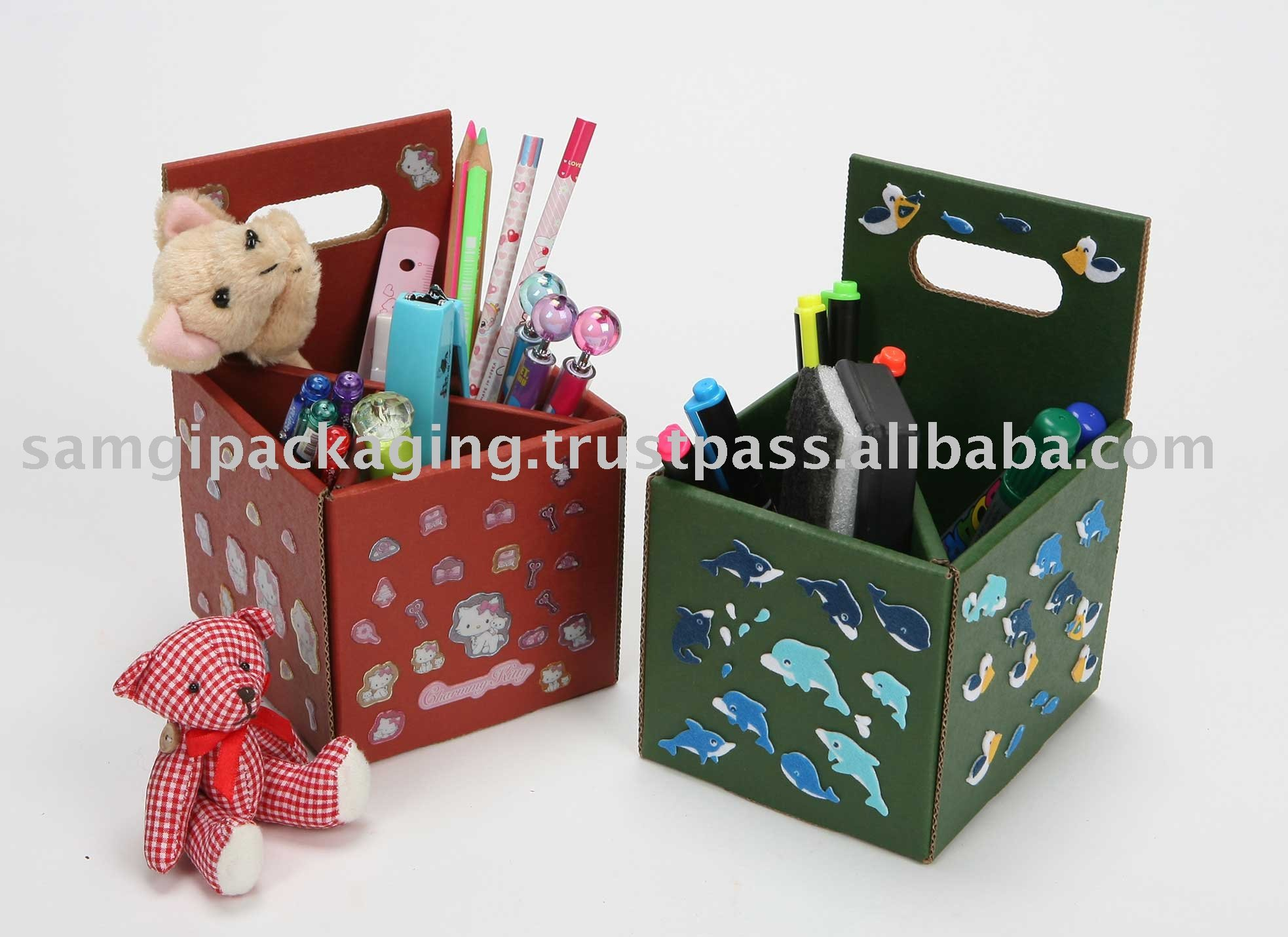 Stationary Boxes Stationery Storage Box Buy Storage Box Home Storage Box Product On Alibaba
