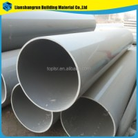 10 Inch Pvc Drain Transparent Pvc Pipe For Drainage