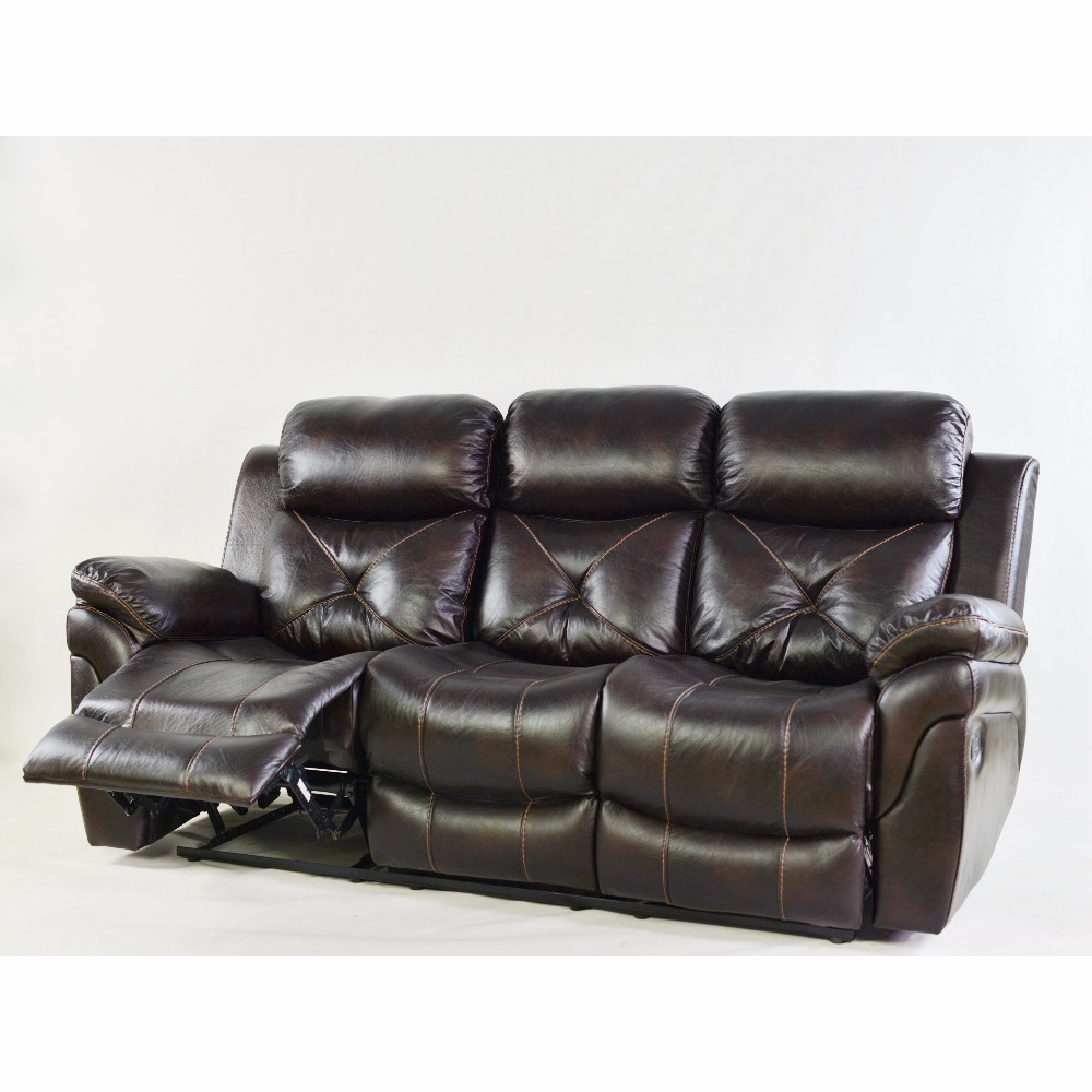 Chair Leather Reclining Swivel Luxury Leather Recliner Chairs