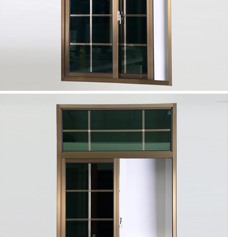 Rogenilan 76 Series Popular Aluminium Windows In China