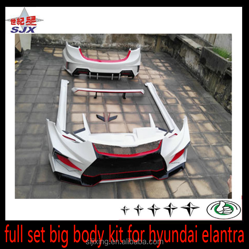 Cheap Elantra Body Kit, find Elantra Body Kit deals on line at