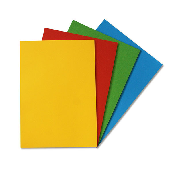 Buy stationery Products color paper A4 Colored diy paper 100 sheets - colored writing paper