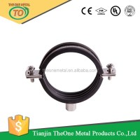 2 Inch 3 Inch Stainless Steel Heavy Duty Pipe Clamp - Buy ...
