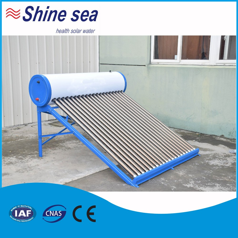 Freestanding Installation Hot Water Heater Solar Power System Home With Vacuume Tube Buy Solar Power System Home Solar Water Pump How To Make Solar Water Heater Product On Alibaba Com - Solar Tube Installation