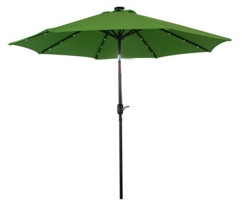 Advertising Promotional Waterproof Luxury Patio Umbrella
