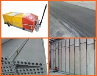 Concrete Wall Panel Manufacturing Machine For Construction ...
