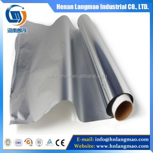 A-1235 8011 3003 Soft paper out packing aluminum foil roll